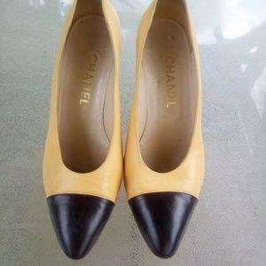 Chanel Heels Size 39.5